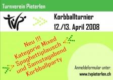 2008 Korbballturnier (1)