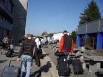 2009 Korbball Trainingslager Willisau (1)