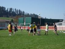 2009 Korbball Trainingslager Willisau (2)