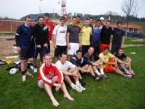 2009 Korbball Trainingslager Willisau (27)