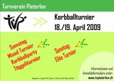 2009 Korbballturnier (1)
