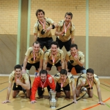 Korbball: Cupsieger 2010/11: Pieterlen I