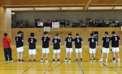 Cup-Finalspieler: Pieterlen in Schwarz.