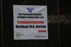 2016 Korbball Empfang FC Areal (1)
