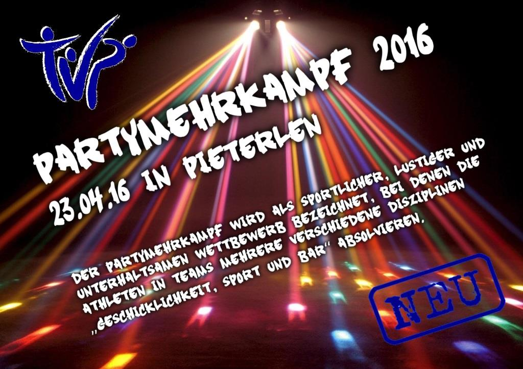 Flyer Korbballturnier 2016 H